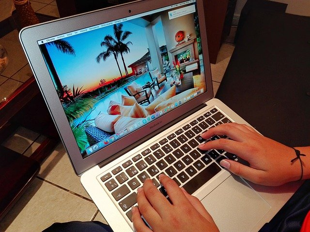 výběr dovolené online