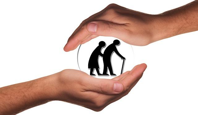 ochrana seniorů