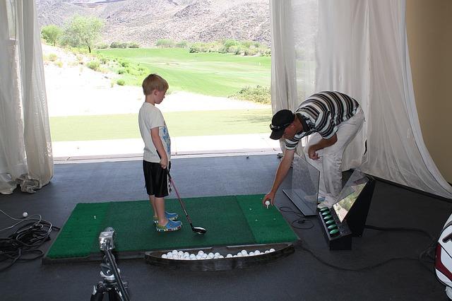 junior na golfu