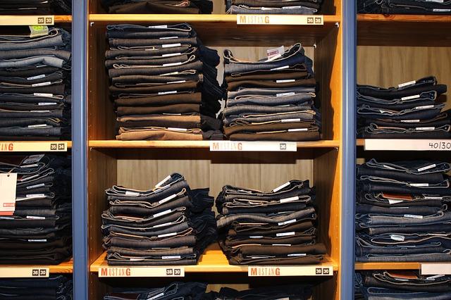 obchod s džínami