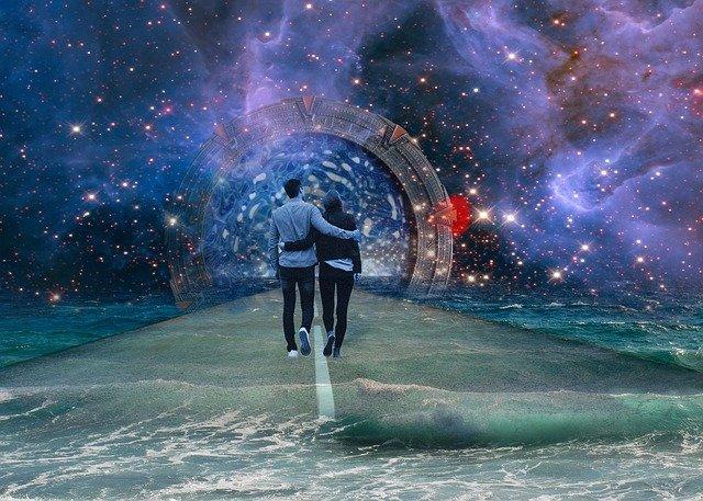 cesta do vesmíru