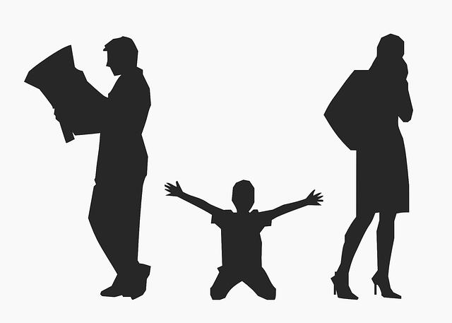 oddělená rodina