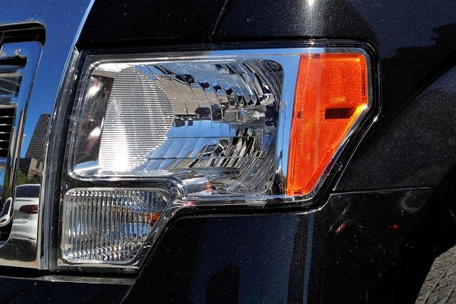 světla fordu f150