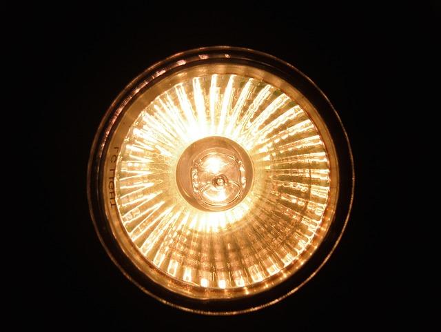 kulaté světýlko