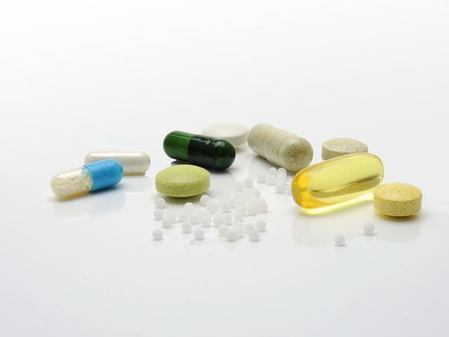 různé tablety