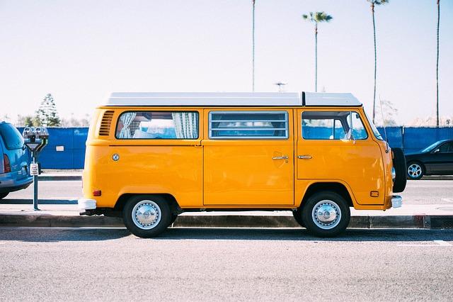 cestovní vozidlo
