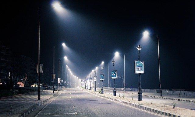 noční lampy