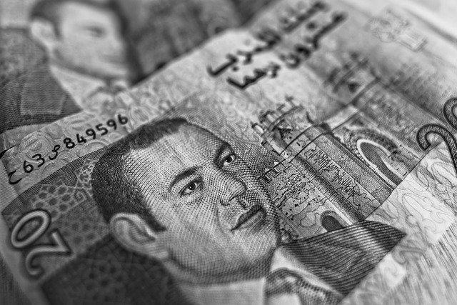 marocká měna