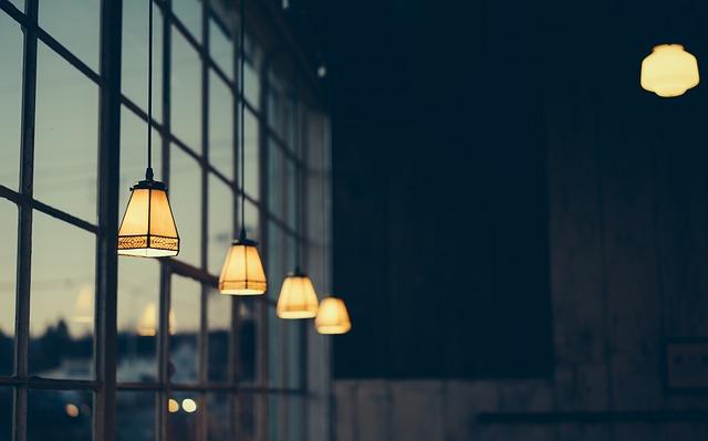 stropní světl