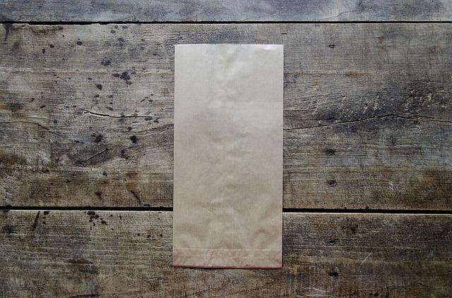 sáček papírový